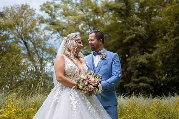 Kristin & Dominik, Standesamt Radebeul